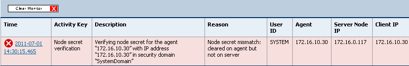Troubleshooting authentication issues with TPAM and RSA