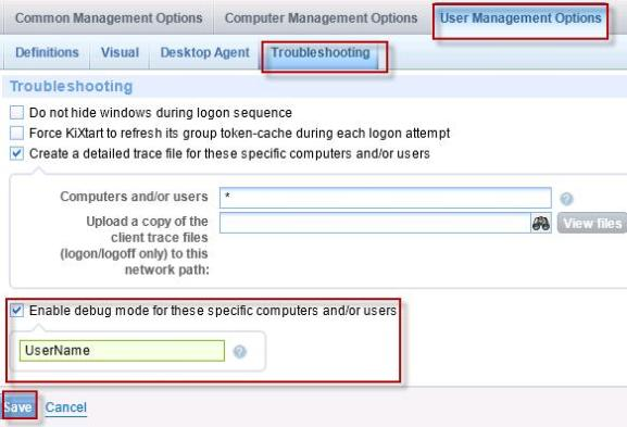 How to enable verbose debug mode in version 9 x (SL4193)