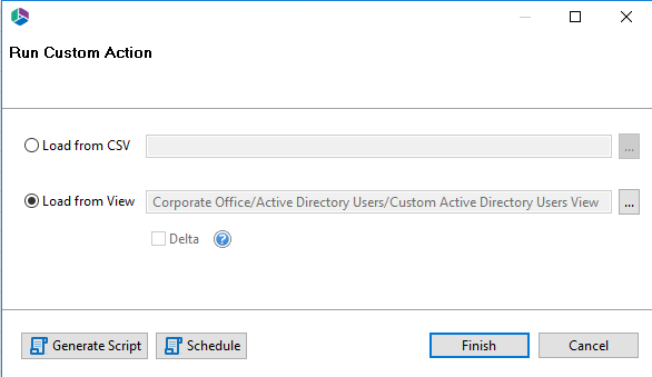 Administrator Quick and Custom Actions18