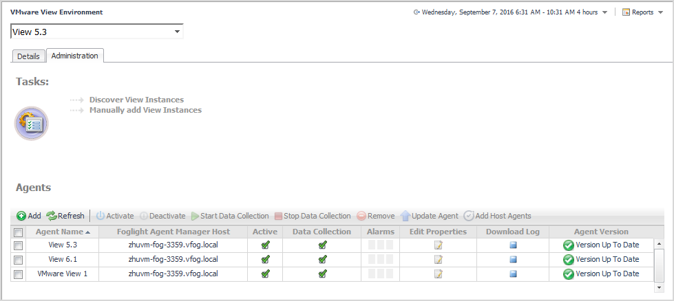 Foglight for VMware Horizon View 5 7 5 - User and Reference Guide