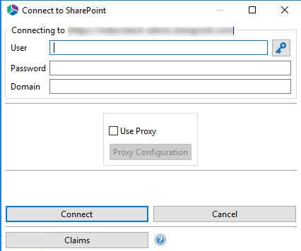 Connecting to SharePoint1