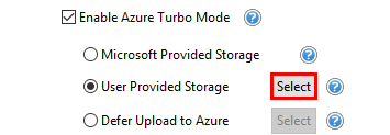 azure turbo mode 2